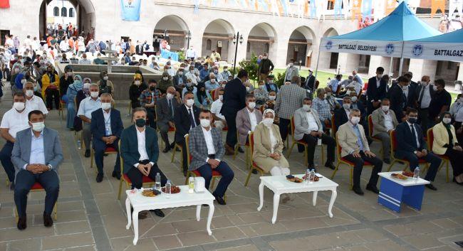 AKP Battalgazi İlçe Kongresi Yapıldı