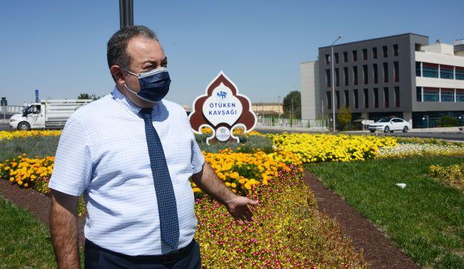 """""""300 Bin Metrekarenin Üzerinde Yeni Yeşil Alan Kazandırdık"""""""