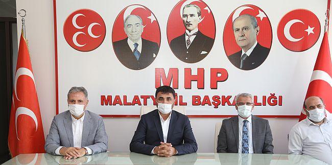 """""""Geçmiş Dönemde de MHP İle Sürekli Diyalog Halindeydik"""""""