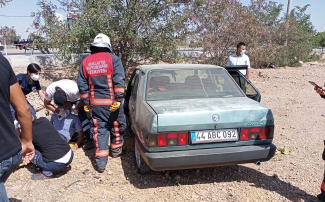 Trafik Kazalarında 7 Yaralı