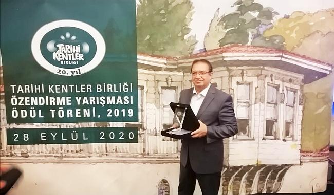 TKB'den Akçadağ'a Başarı Ödülü