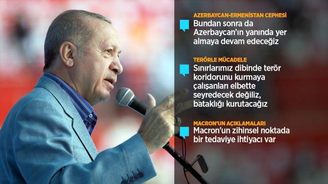 """""""Türkiye'nin Kaderiyle AK Parti'nin ve Cumhur İttifakı'nın Kaderi Bütünleşmişti"""""""