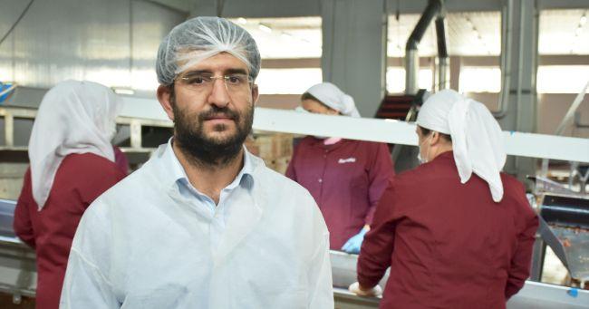 Malatya'dan ABD ve Avrupa'ya Dondurulmuş Gıda İhracatı