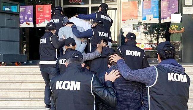 KOM Şubeden FETÖ Operasyonu..