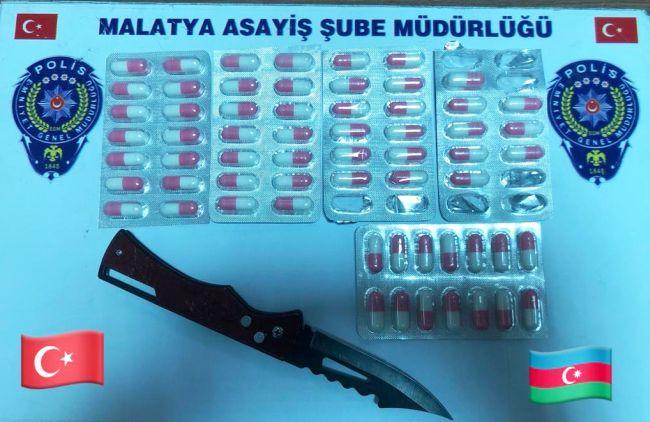 Malatya'da Asayiş Denetimleri