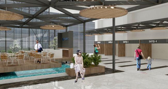 Yeni Terminal Binası 800 Günde Tamamlanacak