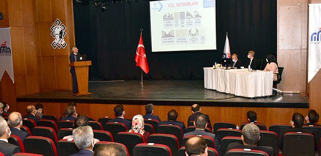 Malatya'daki Proje Sayısı 364, Tutarı 5,5 Milyar TL