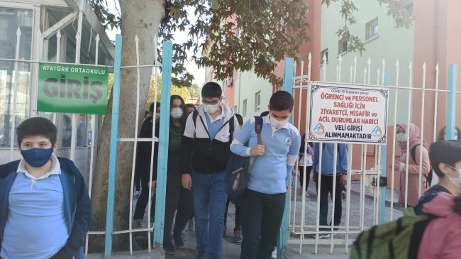 Malatya'da 83 Bin Öğrenci Yüz Yüze Eğitime Başladı