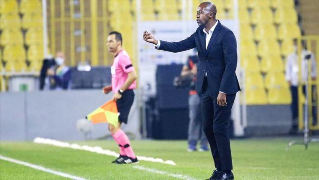 Trabzonspor'da Newton Gitti