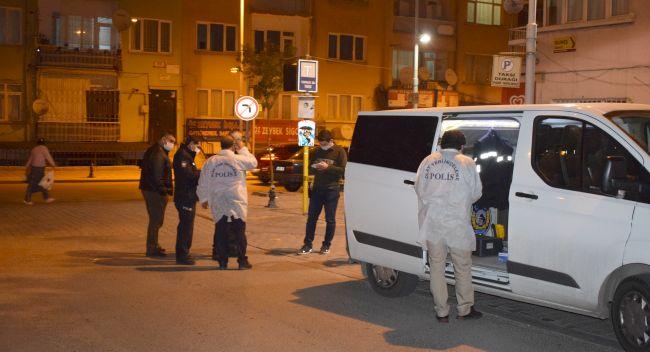 Cengiz Topel'de Silahlı Saldırı