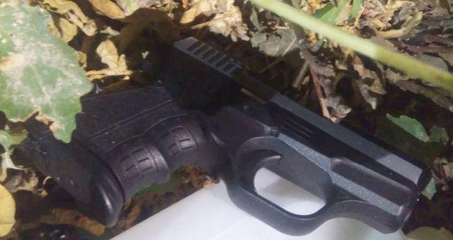 Suçta Kullanılan Silah Ele Geçti