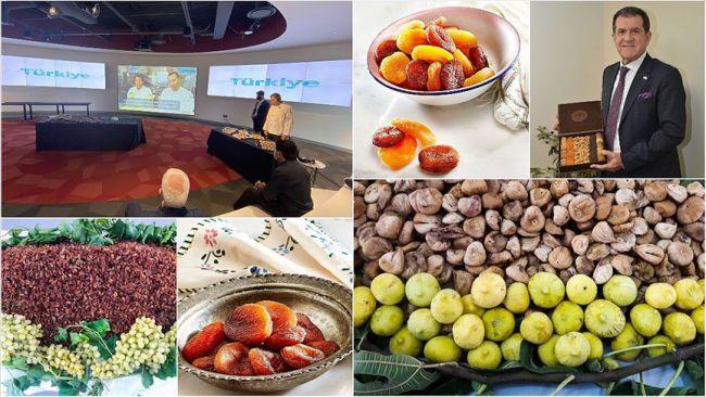 Türk Gıda Ürünleri Tanıtımı