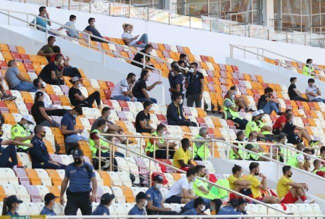 Antalyaspor'dan 'Taraftar' Şikayeti!