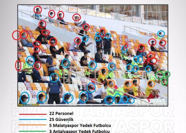 YMS'den Antalyaspor'a 'İddialar Dayanaksız' Yanıtı