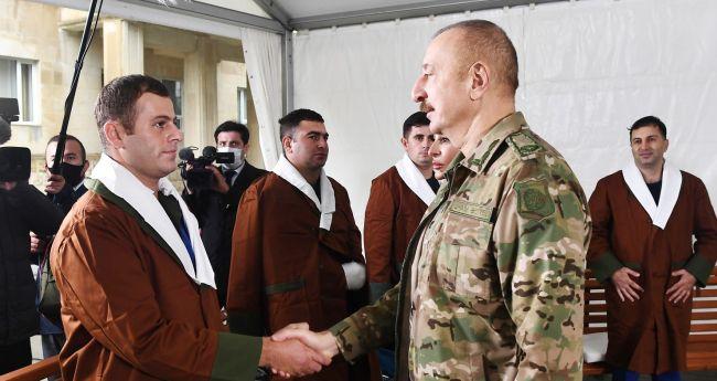 Aliyev: İstediğimizi Aldık