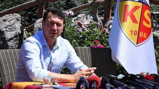 Kayserispor'da Bektaş Gitti