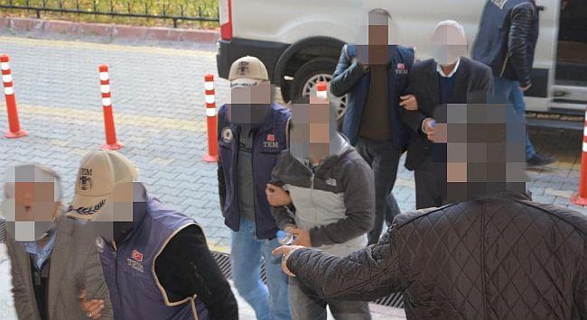 Bombacı PKK'lı Terörist Yakalandı