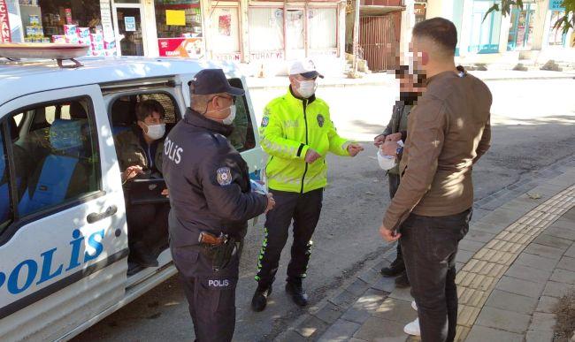 38 Kişiye Korona Önlemlerine Uymama Cezası
