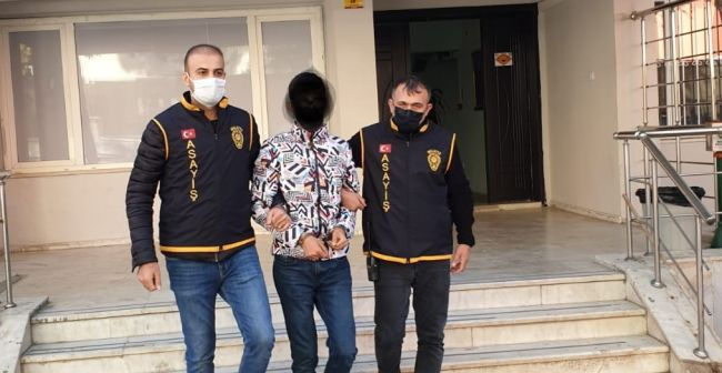 AVM'deki Hırsız Yakalandı