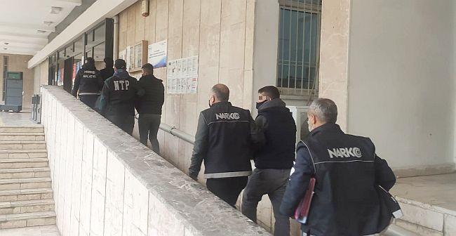 'Torbacı' Operasyonunda 14 Tutuklama