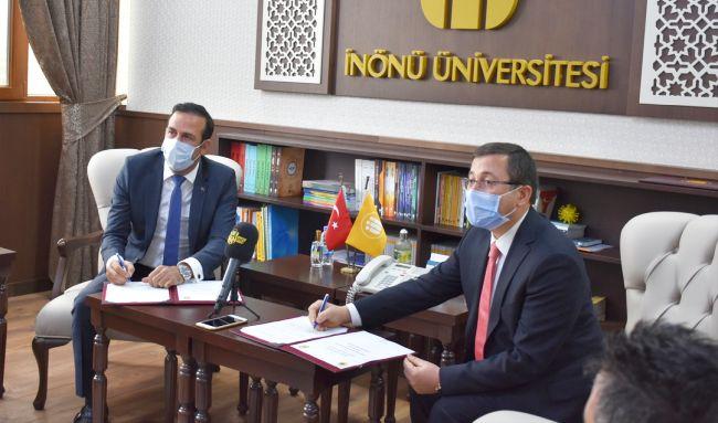 İnönü Üniversitesi- YMS İşbirliği Protokolu