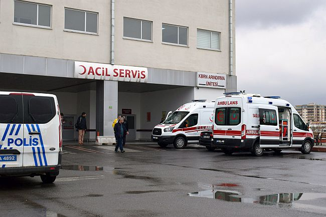 Silahlı Kavgada 81 Yaşındaki Şahıs Kazaen Vuruldu