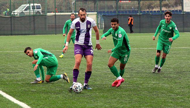 MYB, Artvin Hopaspor'u 4-0 Mağlup Etti