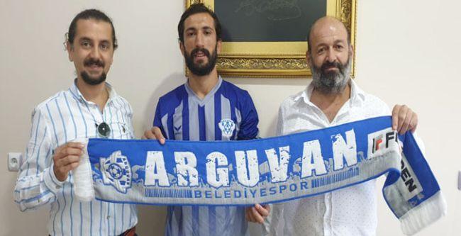 Arguvan Belediye'de Transfer