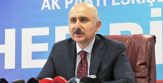 """Malatya Kömürhan Köprüsünü Tamamlayacağız"""
