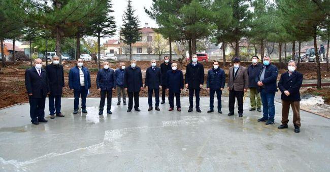 Cumhuriyet Örnekköy'e Park