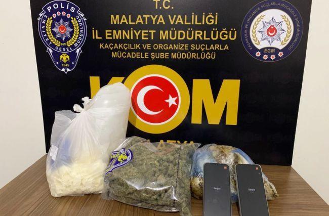Narkotik Polisten Bonzai Operasyonu