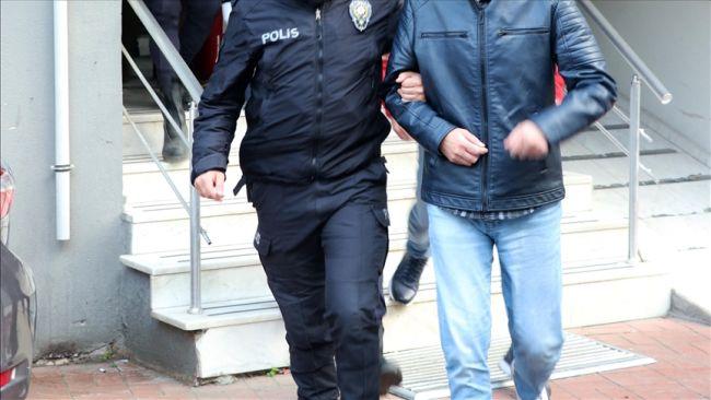 İzmir'de FETÖ'den 116 Tutuklama