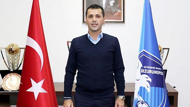 Erzurumspor'da Başkan İstifası