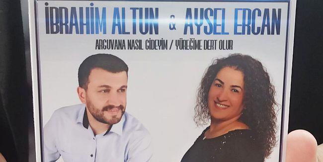 İbrahim Altun'dan 3. Albüm