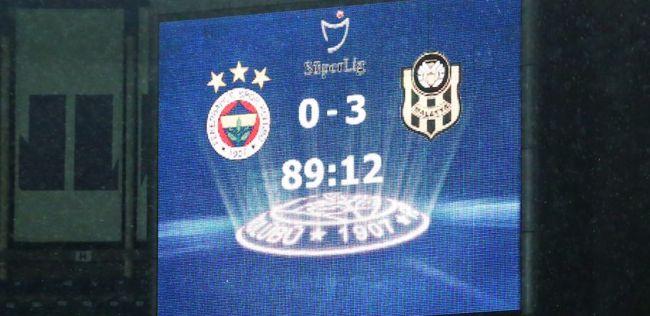 """Fenerbahçe Zaferi ve """"Kötü"""" Futbolun Sorumlusu"""