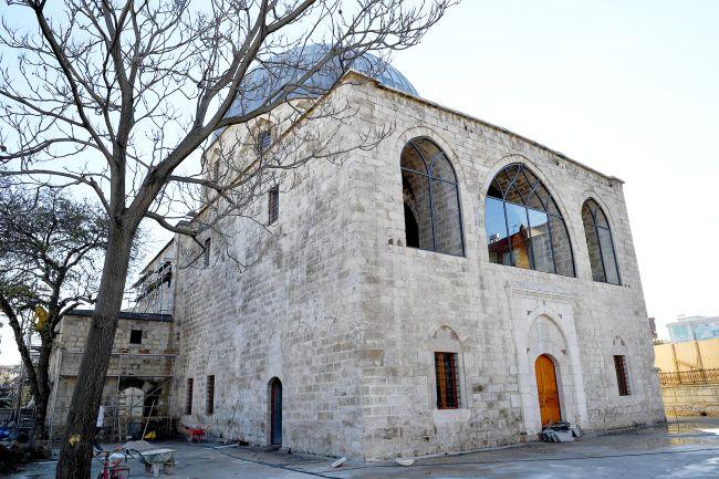 Taşhoran Kilisesi'nin Açılışı Cumartesi Günü