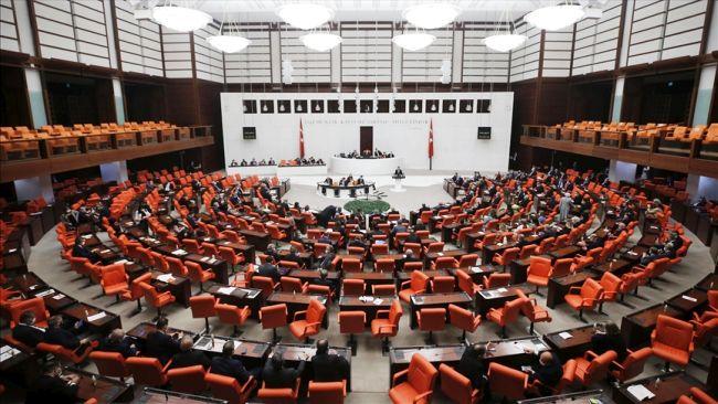 Meclisteki Fezleke Sayısı 1336'ya Ulaştı