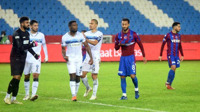Trabzonspor Kupadan Elendi