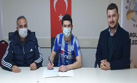 Arguvan Belediyespor'da Transfer