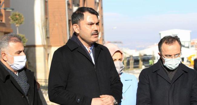 """""""Elazığ ve Malatya'daki Dönüşüm Dünyaya Örnek Olacak"""""""