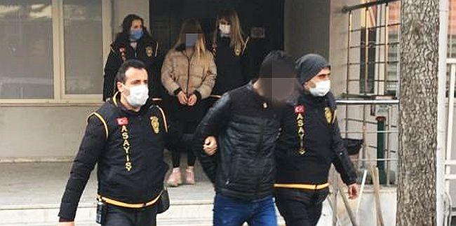 İnternet Dolandırıcılığına 2 Tutuklama