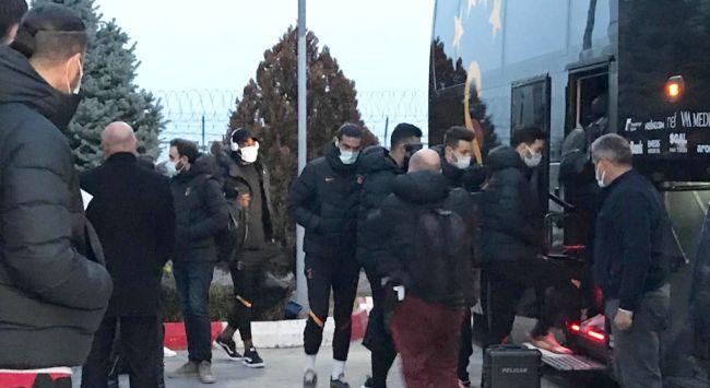 Galatasaray Malatya'ya Geldi