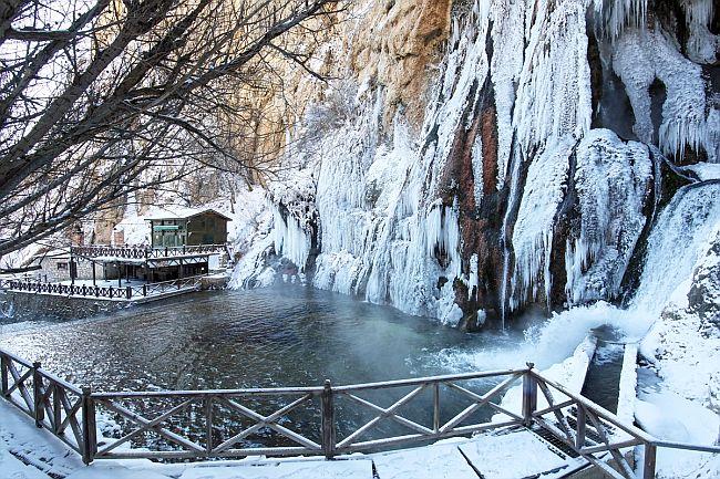 Günpınar'dan Kış Manzaraları