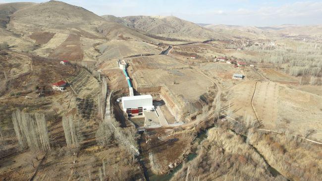 Sofular HES'in Geçici Kabulu Yapıldı