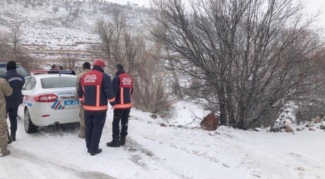 Şarampola Uçan Araçta 1 Kişi Yaralandı