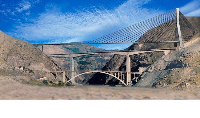 Fırat'ın Altın Kolyesi.. Kömürhan'ın Köprüleri
