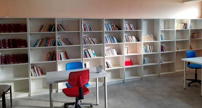 Şehit Polis Anısına Kütüphane