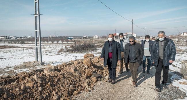 Türkmen'e İçme Suyu