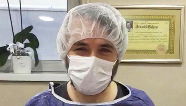 Malatyalı Doktorun Geliştirdiği Korona Test Kiti