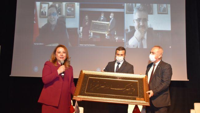 'Sultansuyu Yıkımcısı' MTÜ'de Sanal Platform Tanıtımı Yaptı!